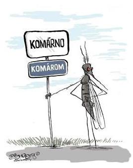 Komárno Komárom